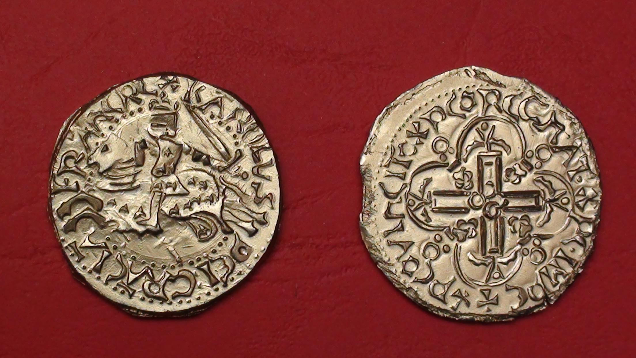 Charles VII - Le Franc à Cheval