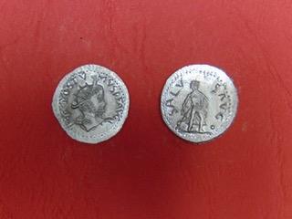 Empereur Postume - IIIème siècle - Diamètre 20