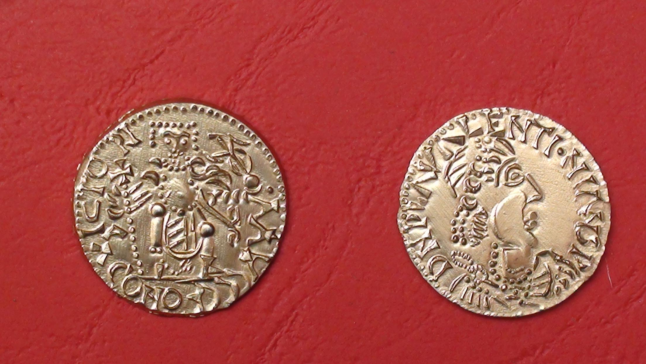 Solidus - Monnaie wisigoth
