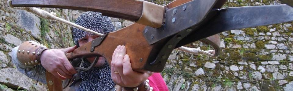 noix arbalète médiévale
