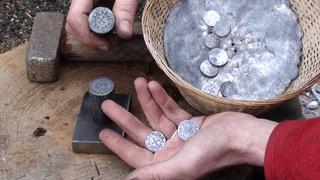 Les pièces de Karolus frappées