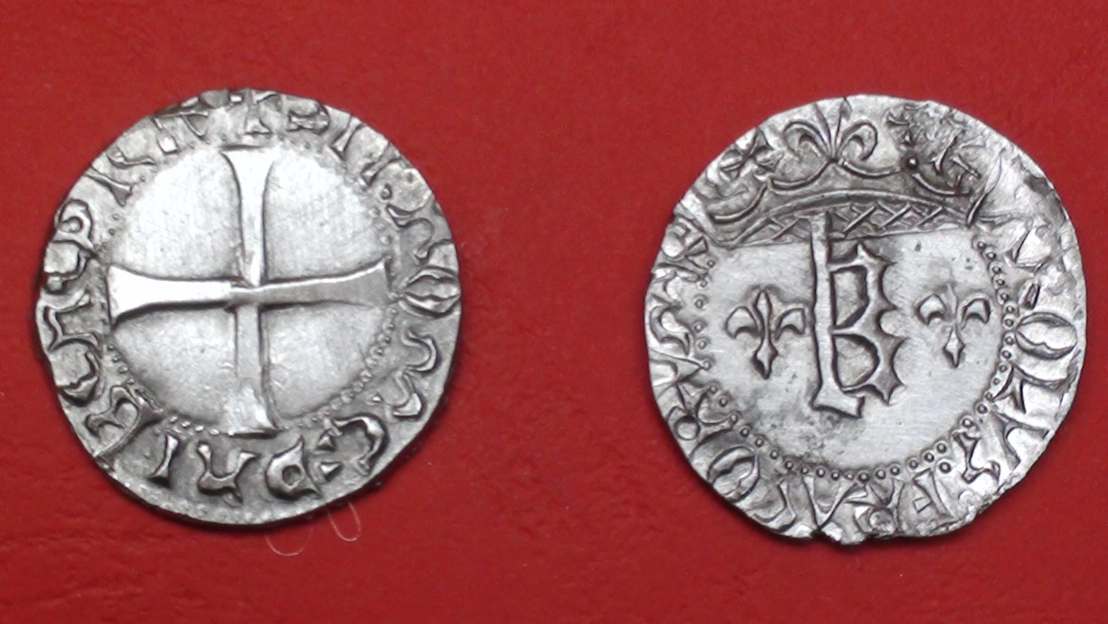 Blanc au K - Charles VII