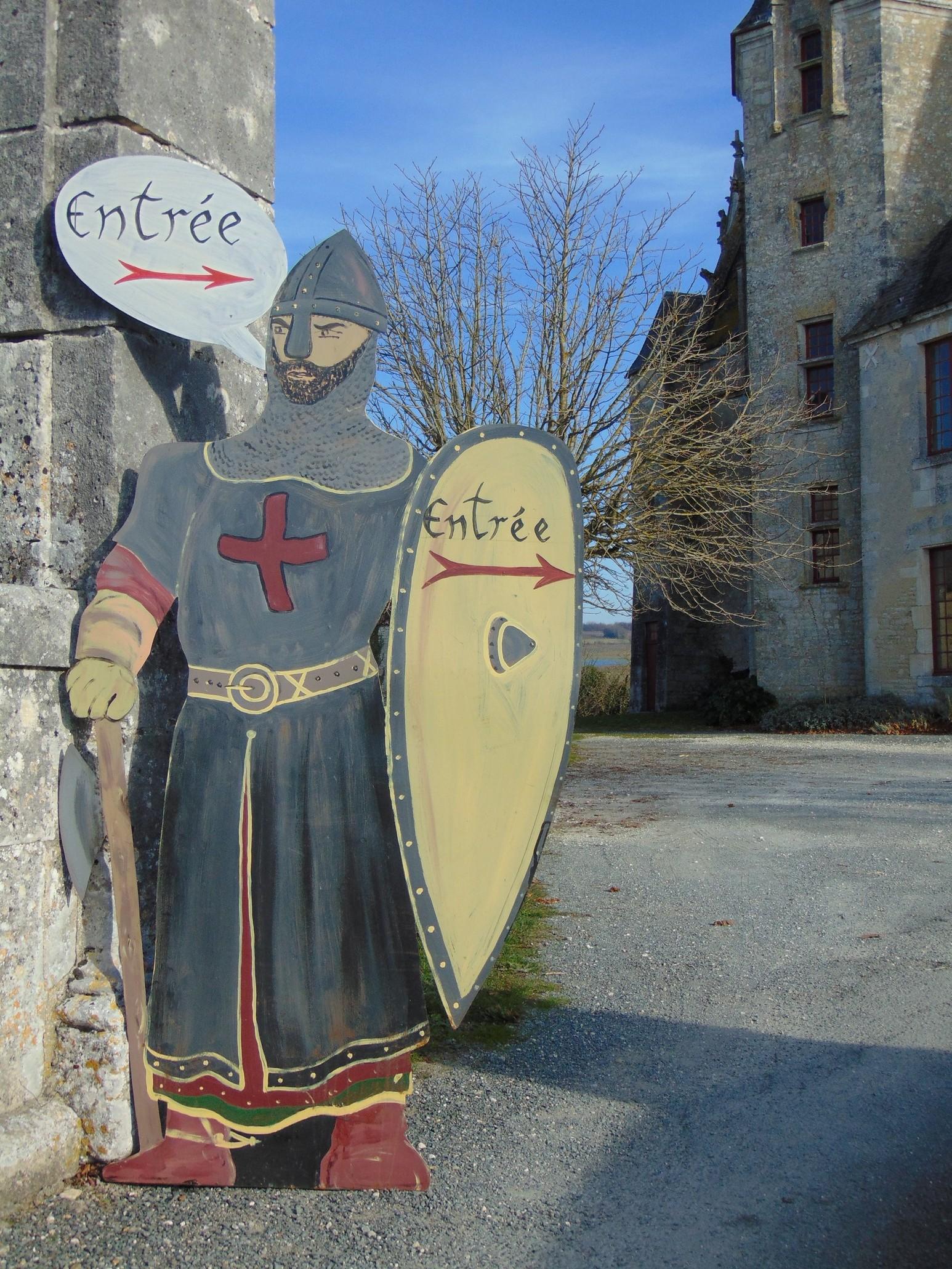 Chevalier Indicateur