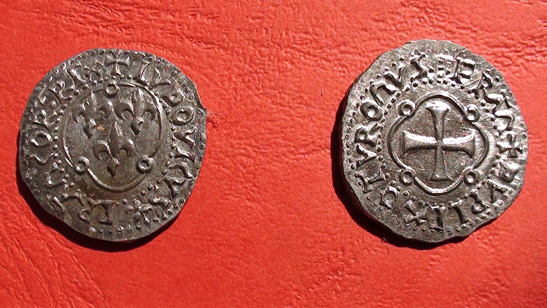 Double tournois - Louis XI -
