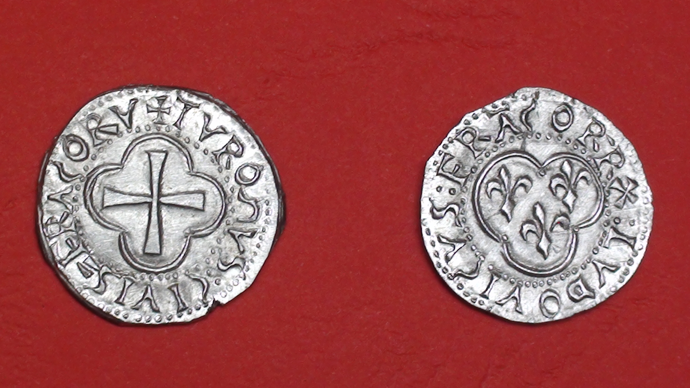 Louis XII - Double tournois
